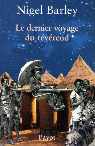Le Dernier Voyage du révérend par Nigel Barley
