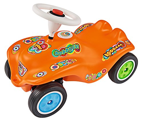 BIG 800056162 - New Bobby Car Pop limitierte Auflage