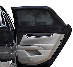 auto auto sonnenschutz abdeckung f r seitenscheibe gitter. Black Bedroom Furniture Sets. Home Design Ideas