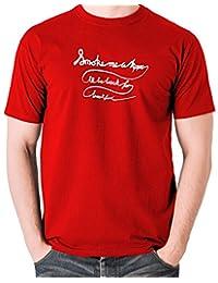 Red Dwarf - Smoke me a Kipper I'll be Back for Breakfast, Smoke T Shirt