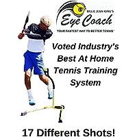Billie Jean King ojo de entrenador Pro model-your forma más rápida mejor al tenis.