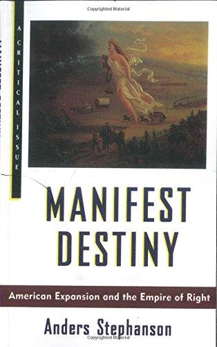 Manifest destiny par A. Stephenson