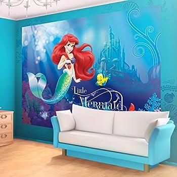 Disney Ariel The Little Mermaid Wallpaper Mural Part 50