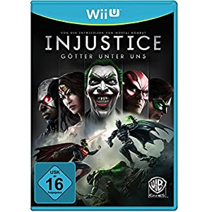 Injustice: Götter unter uns – [Nintendo Wii U]