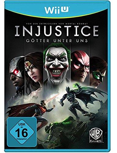 Injustice: Götter unter uns - [Nintendo Wii U] (U-arkham Wii City)