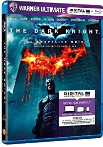 Batman - The Dark Knight, le Chevalier Noir [Warner Ultimate (Blu-ray + Copie digitale UltraViolet)]