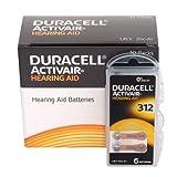 Duracell Easytab DA 312 - für alle Hörgeräte...