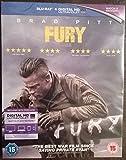 Fury [Blu-ray] [Import italien]