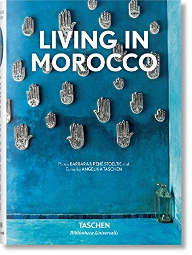 Portada del libro Living in Morocco (Español) (Bibliotheca Universalis)