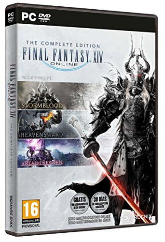 Final Fantasy XIV The Complete Edition - Complete - PC