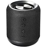 Portronics POR-871 SoundDrum Bluetooth 4.2 Stereo Speaker 10 W Bluetooth Speaker (Black, Stereo Channel)