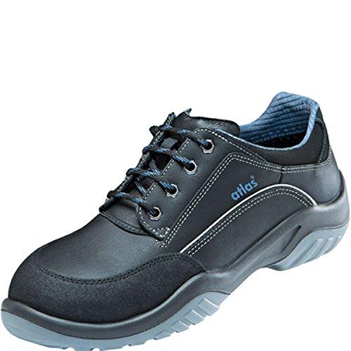 Alu-Tec 565 XP protagonista, scarpe, S1/lavoro scarpe, protagonista, scarpe. Nero (nero)