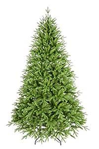 """Albero di Natale New Chamonix 210cm - Folto, Effetto """"real touch"""""""