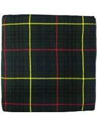 Tartanista - Tissu pour plaid - 4 tartans disponibles - 268 x 135 cm