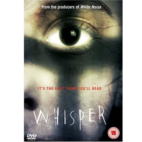 Whisper [DVD] by Josh Holloway