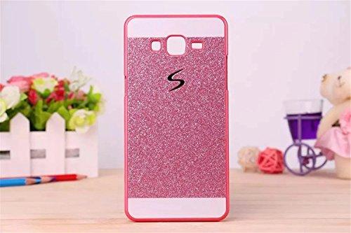 KSHOP Case Cover Stampa Custodia Protettiva per iphone SE /iphone 5 /iphone 5SShell Carcasa Trasparente Ultra Flessibile Colorato Ammortizzante Shock-Absorption Conchiglia - Bianco Blu rosa