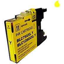 Genérico  IBR-1280Y - Cartucho, 19 ml, color amarillo