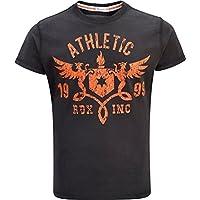 RDX Boxe Palestra Maglietta Crossfit MMA T