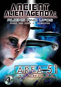 Ancient Alien Agenda: Aliens & Ufos From Area 51 [Import anglais]