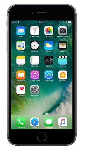 Apple MN2V2ZD/A Smartphone 13,9 cm (5,5 Zoll), 32GB, 12 MP Kamera, iOS spacegrau