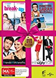 Pink Ribbon 4 Pk (This Is 40, The Break-Up, Forgetting Sarah Marshall, Friends With Benefits) (4 Dvd) [Edizione: Australia] [Italia]