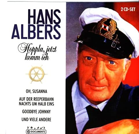 Albers, Hans - Hoppla, jetzt komm ich