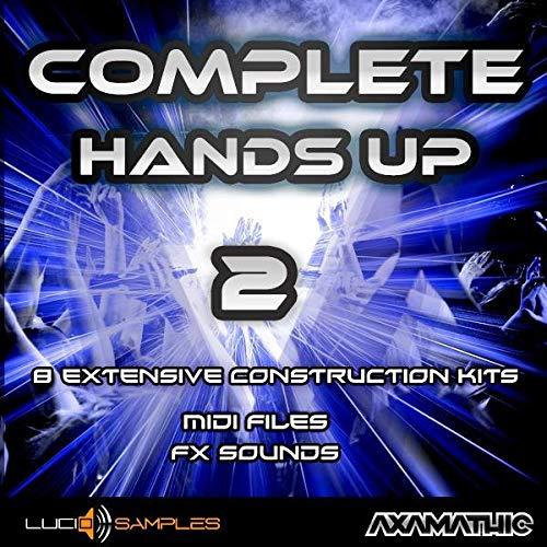 Complete Hands Up Vol  2 - 8 Extensive Hands Up Construction Kits | WAV +  MIDI Files | Download
