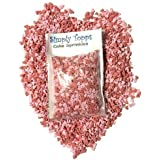 Décoration Coeurs Rose & Rouge Sucre 30g Pour Gâteau ou Cupcake