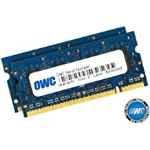 OWC 4GB (2x2GB) PC2-6400 DDR2 800MHz SODIMM 200 Pin Memory Upgrade Kit for Apple iMac Intel April 2008, MacBook White 2.13GHz May 2009, PC Intel Core 2 Duos. Model OWC6400DDR2S4MP