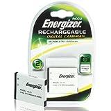 Energizer, Batterie de rechange pour appareil photo numérique correspondant à la batterie Olympus Li70B pour Olympus FE-4020/FE-4040/X-940 (550mAh)