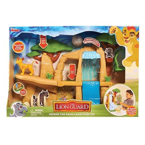 JP Lion Guard, Ensemble de jeu défense de la terre des lions