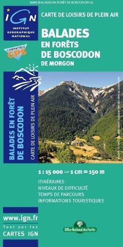 82095 Balades en Forets de Boscodon de Morgon