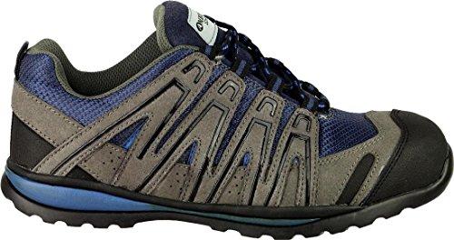 Di sicurezza Amblers FS35C di sicurezza per scarpe da pizzo-up suola in gomma ginnastica bagagliaio blu