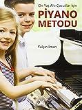 10 Yas Alti Cocuklar Icin Piyano Metodu