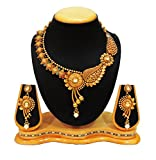 Satyam Jewellery Nx Gold Copper Necklace...