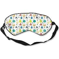 Pear Apple Lemon Party 99% Eyeshade Blinders Sleeping Eye Patch Eye Mask Blindfold For Travel Insomnia Meditation preisvergleich bei billige-tabletten.eu