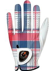 Easy Glove British_checkered-1-w Gant de Golf Femme