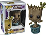 Funko POP! Marvel: Dancing Groot #65 Hot Topic Exclusive Bobble Action Figure Guardians Of The Galaxy by Funko