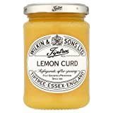 Crème sûre Lemon Curd 340 g. Tiptree. (Pack of 6)