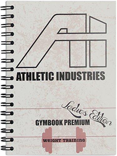 Trainingstagebuch GYMBOOK PREMIUM Ladies Edition für das Krafttraining