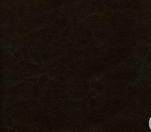 vinyl-fabric-faux-leather-victoria-distressed-dark-brown-upholstery-fabric-54-wide-sold-by-the-yard-