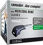Rameder Pack Barres de Toit WingBar Edge pour Mercedes-Benz Classe E...