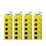 Varta 6025 Batterie Ecopack CR2025 Lithium Knopfzelle (3V, 20-er Pack)