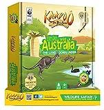 Kaadoo Wildlife Safari Adventure Educational Board Game, Blue - Best Reviews Guide