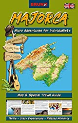 NEW Majorca Map and Guide 2018: Micro Adventures for Individualists (Insider Tips, Unconventional Highlights, Fun Trips). BRUNO Maps