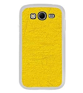 Fiobs Designer Back Case Cover for Samsung Galaxy Grand 2 :: Samsung Galaxy Grand 2 G7105 :: Samsung Galaxy Grand 2 G7102 :: Samsung Galaxy Grand Ii (Colorful Yellow Peela Color Pattern Design )