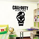 Call of Duty Black Ops - Wall Decal Art Sticker boy's bedroom playroom hall (X Large) by Wondrous Wall Art