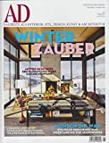 AD ARCHITECTURAL DIGEST 1/2016