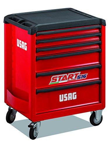 Usag-516SP6VU05160006 -Carro Start-6cajones vacío