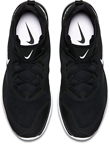 Nike Air Max Fury, Scarpe da Running Uomo Nero (Black/White/Black 001)